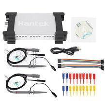 Hantek 6022BL PC-Based Oscilloscope 20MHZ 16Channels USB Portable Logic Analyzer