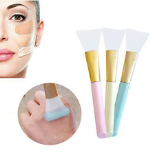 Face Skin Care Tools Capable 1pc Professional Makeup Brushes Mask Brush Facial Mud Mixing Cosmetic Diy Tool