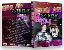 ECW: BIGASS EXTREME BASH DVD Wrestling Raven Shane Douglas Chris Jericho Taz wwf