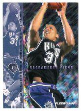 Brian Grant 1995-96 Fleer Sacramento Kings Insert Basketball Card