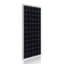 Pannello solare fotovoltaico 195 W 24 V monocristallino 72 celle