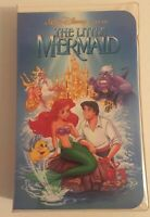 Banned Cover - The Little Mermaid (VHS, 1990)