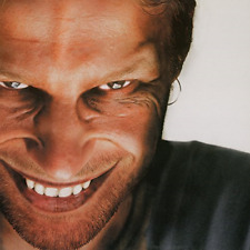 Aphex Twin-richard D. James Album-import CD With Japan OBI E25