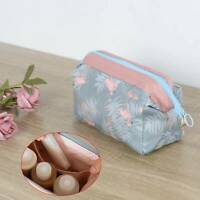 Cosmetic Make up Bag Toiletry Wash Travel Organizer Purse Storage Makeup Case UK