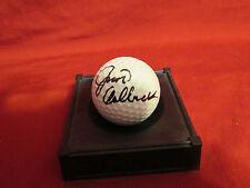 Jim Colbert Pga Autographed Golf Ball