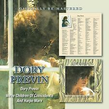 Dory Previn - Dory Previn We're Children of Coincidence [New CD] UK - Import