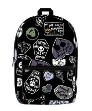Nightmare Before Christmas Symbols All Over Print Sublimated Backpack Book Bag