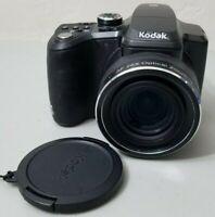 Kodak EasyShare Z981 14.0MP Digital Camera - Black *Fine/tested*