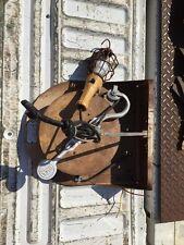 Vintage Daniel Woodhead Model 900A Protex Cord Winder Reel Industrial Age