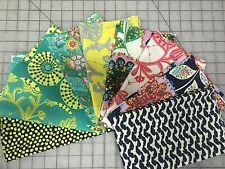 Amy Butler Lark Fabric Fat Quarter Bundle in Multicolor