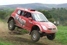 KAP Outlaw Comp Safari Off Road Rally Car Frame