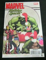 Marvel Holiday Special (2007) One-Shot NM 9.4 S247