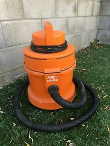 Vax 2000 Dry and Wet vacuum cleaner