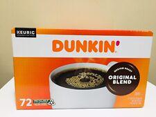 Dunkin' Donuts Original Blend K-Cups (72 ct.) exp. 1/2022