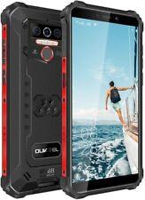 OUKITEL WP5 2020 Outdoor Smartphone Ohne Vertrag, 4G Dual SIM  (4+32 Schwarz)