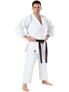 Karate Kata Anzug Tanaka 10oz von Kwon. 100% Baumwolle! Karateanzug 100% Baumwol