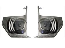 64-66 Chevelle Kick Panel Speakers w/o Factory Air, Pioneer 120 Watts