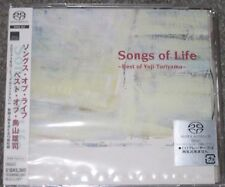 "YUJI TORIYAMA ""Songs of Life - Best Of..."" SACD Super Audio CD Japan"