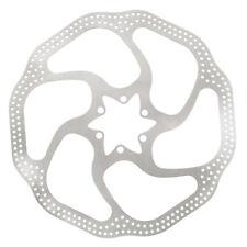 "Avid HS1 Heat Shedding Bike Cycle 6"" Disc Brake Rotor 160mm 6 Bolts D2Q1"