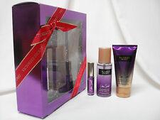 NIB Victoria's Secret LOVE SPELL 3Pc Gift Set FRAGRANCE MIST/BRUME & LOTION