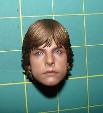 Hot Toys 1/6 Head Sculpt MMS304 Star Wars Luke Skywalker Stormtrooper Disguise
