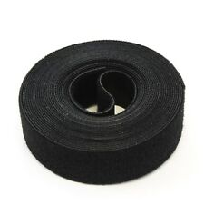 15FT REUSABLE 1 Inch Roll Hook & Loop Cable Fastening Tape Cord Wraps Straps