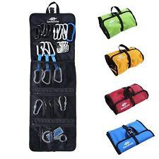 Ultralight Folding Rock Climbing Carabiner Gear Equipment Organized Hand Bag