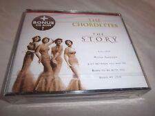 CHORDETTES-THE STORY-EMI 724357616003 EU FATBOX + CD-ROM NEW SEALED CD