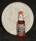 Dollhouse Miniatures Texas Red Brewed Beer 1:12 Scale Ale / Bar / Alcohol