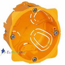 10 boite encastrement placo 1 poste prof50 Legrand 80051