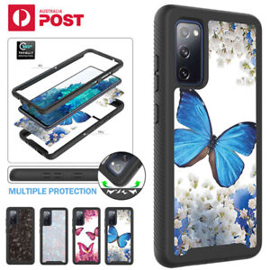 For Samsung S20 FE Note20 Ultra S10 Plus Case Bumper Shockproof Heavy Duty Cover