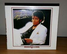 MICHAEL JACKSON NO PROMO CD THRILLER BELGIUM SPECIAL EDITION