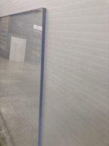 St/ärke 3mm,200x200mm transparent Get/önte Organisches Glas Brett Dumadf Gras-Gr/ün Plexiglas Plexiglas Plastikblatt