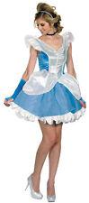 Womens Large (12-14) Deluxe Cinderella Adult Costume - Cinderella Costumes