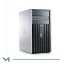 PC Fisso Usato HP Compaq DC5850 Tower - Triple Core 4GB 160GB Seriale Parallela