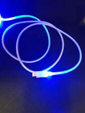 Câble LUMINEUX USB LIGHTNING pour Iphone 5, 5C, 5S, 6,6S, 6+, 7, 7+, 8, 8+, X...
