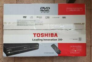 NIB! TOSHIBA SD-V296 VHS DVD PLAYER