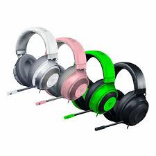 Razer Kraken Gaming-Headset Over-Ear Kopfhörer PC Mac PS4 Xbox Surround Sound