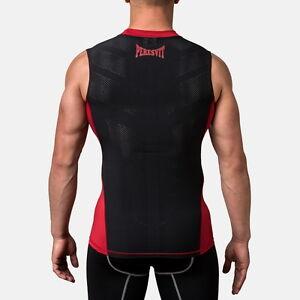 Peresvit Air Motion Compression Running Sleeveless Tank Training Gym Sports