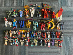 Bandai Gundam Action Figure Lot