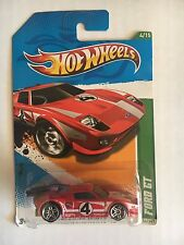 Hot Wheels Ford GT 2012 Treasure Hunt # 4/15  Combine Shipping