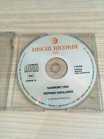 Peppino Gagliardi - L'Alba - CD Single PROMO - Sanremo 1993 - Ricordi _ Mint