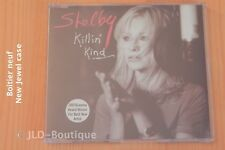 Shelby – Killin' Kind - Boitier neuf - CD single promo