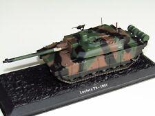 Atlas Editions 1:72 Military Vehicles GIAT AMX-56 Leclerc T5 Die-cast TANK Model