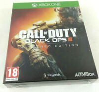 Jeu Xbox One VF  Call of duty Black Ops III Hardened Edition  Neuf et scelle