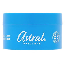 Astral Original Face And Body Moisturiser - 50Ml New & Sealed