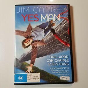Yes Man | DVD Movie | Comedy/Romance | 2008 | Jim Carrey, Zooey Deschanel | Used