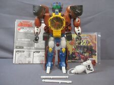 Transformers Beast Wars NEO HEINRAD S-3 Ultra Class WORKING WATCH 1999 Japanese