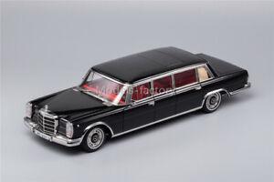 Kengfai 1/18 Benz 600 Pullman W100 Benz 600 Diecast MODEL Car Gifts Collection