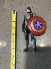 Captain America 2018 Marvel Legends Action Figure Avengers Endgame Hasbro Wave